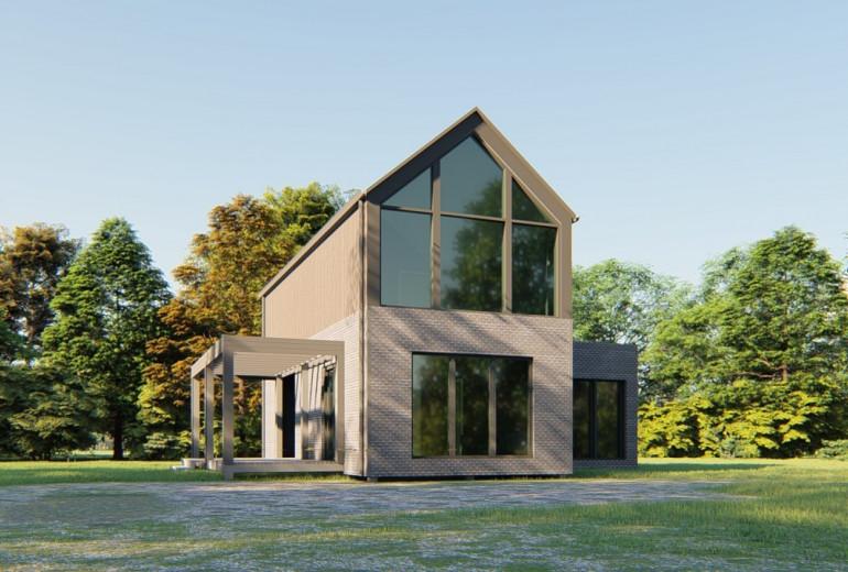 Дом из камня 103