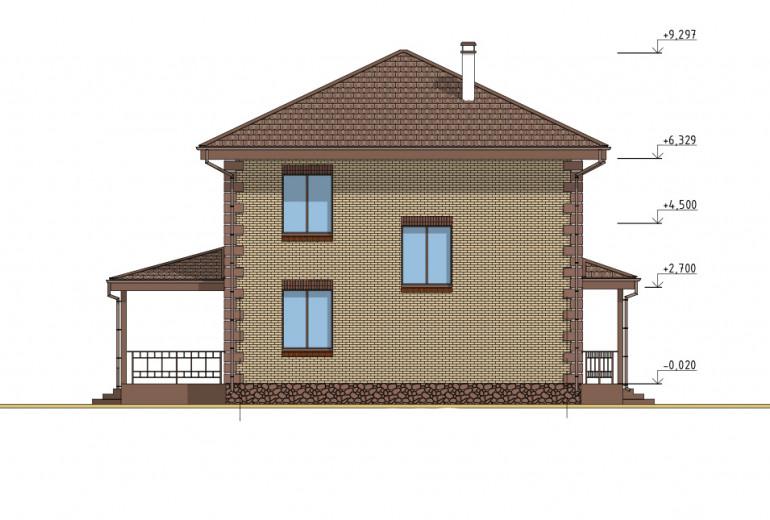 Дом из камня 144