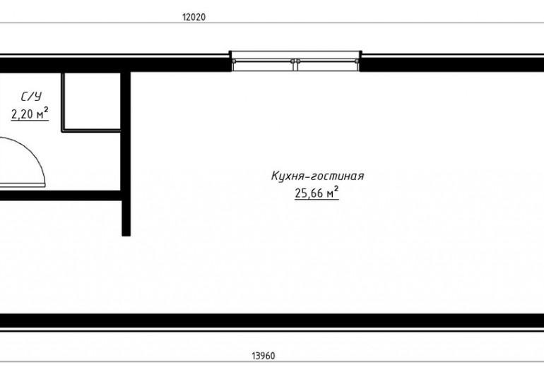 Дом из камня 37