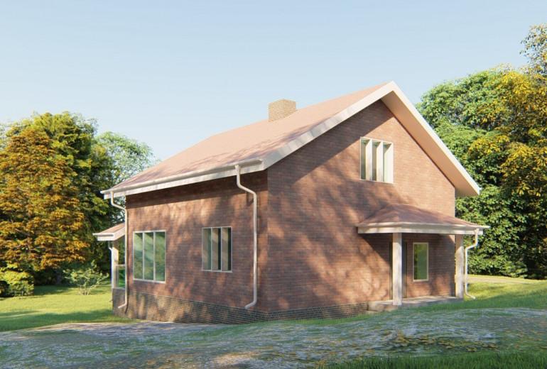 Дом из камня 200-01