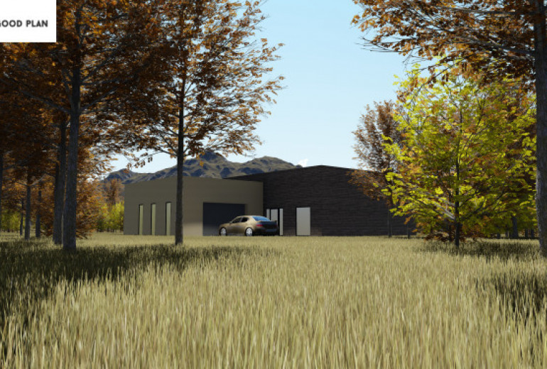 Дом из камня 196